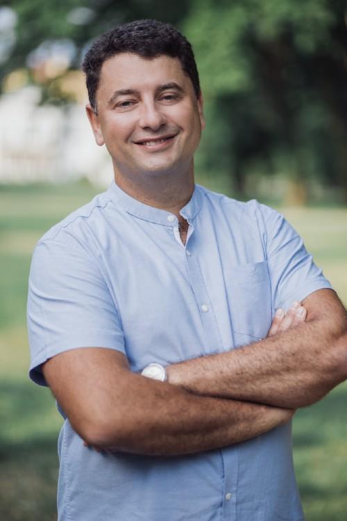 Portrait of Juraj Atlas